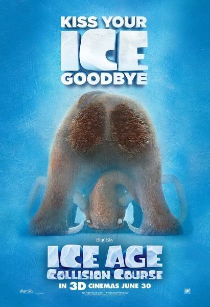 Ledeno doba 5: Veliki udar