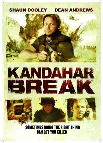 Útěk z Kandaháru