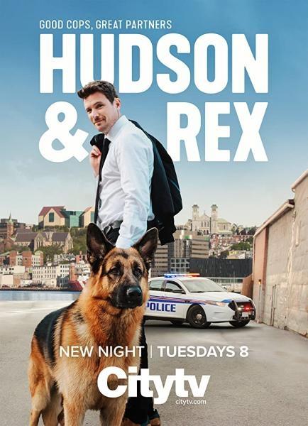 Seriál Hudson a Rex