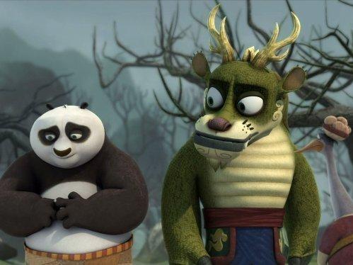 Kung Fu Panda: Legendy o mazáctve  II (10)