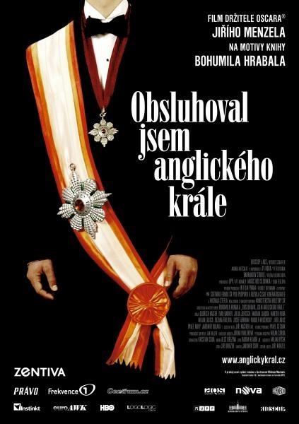 Film Obsluhoval jsem anglického krále