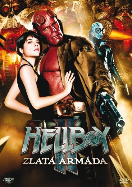 Film Hellboy: Zlatá armáda