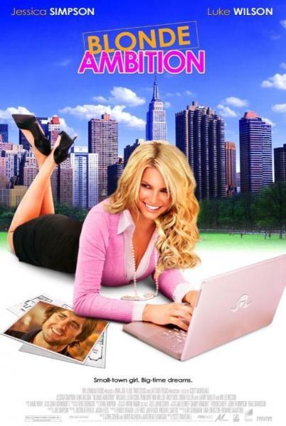 Film Ambiciózní blondýnka