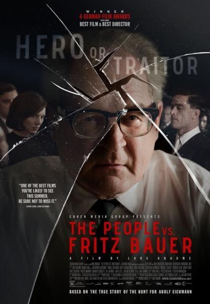 Stát versus Fritz Bauer