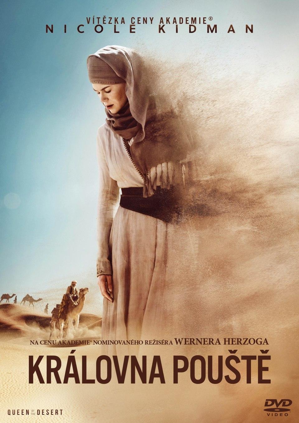 Film Královna pouště