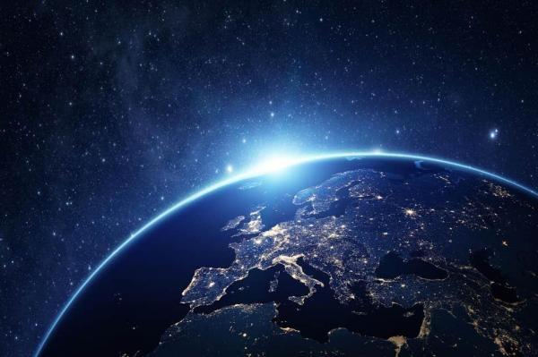 Dokument Země z vesmíru