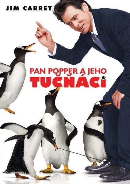 Film Pán Popper a jeho tučniaci