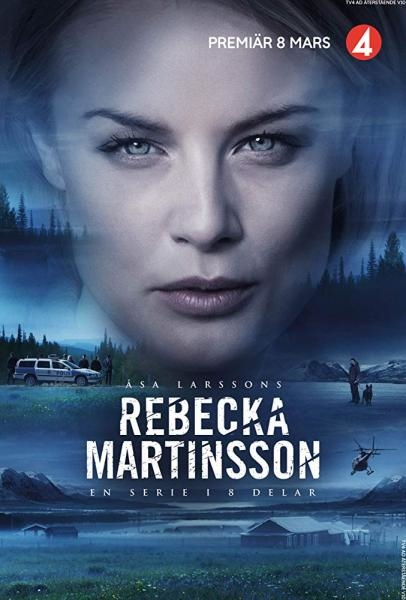 Rebecka Martinsson: Prolitá krev