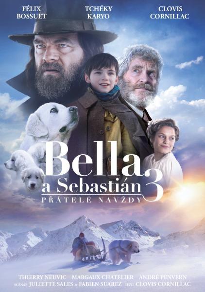 Bella a Sebastian - Přátelé navždy