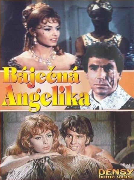 Film Báječná Angelika
