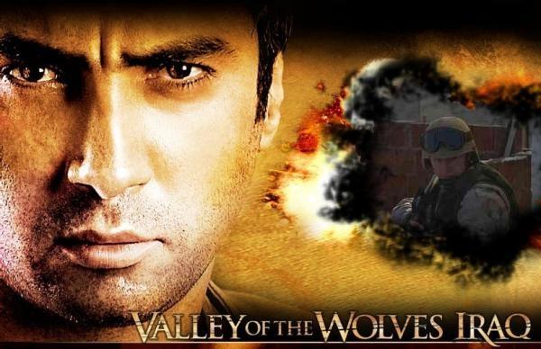 Film Údolí vlků