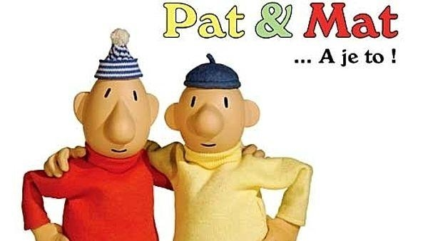 Pat a Mat se vrací