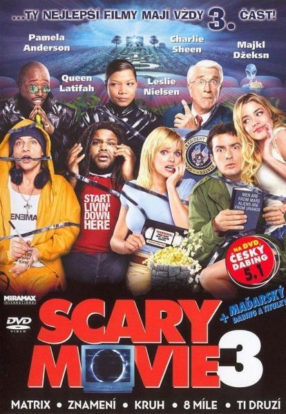 Film Scary Movie 3