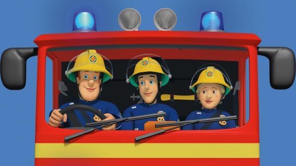Požárník Sam  X (22)
