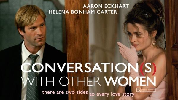 Rozhovor s jinou ženou
