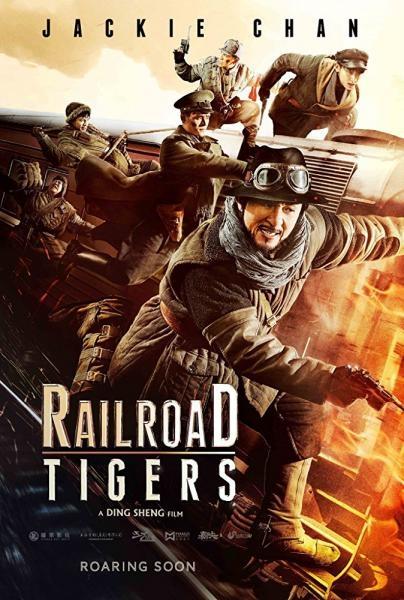 Film Tygři železnice