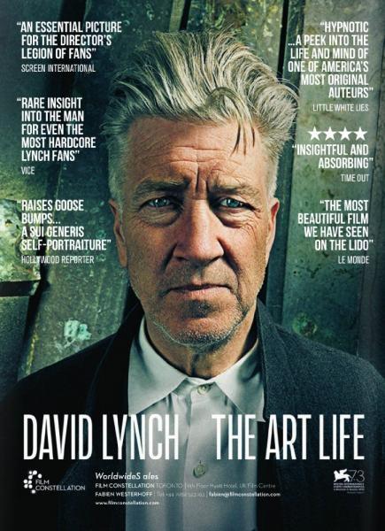 David Lynch: Život v umění