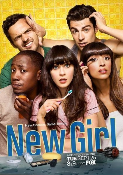 Seriál New Girl