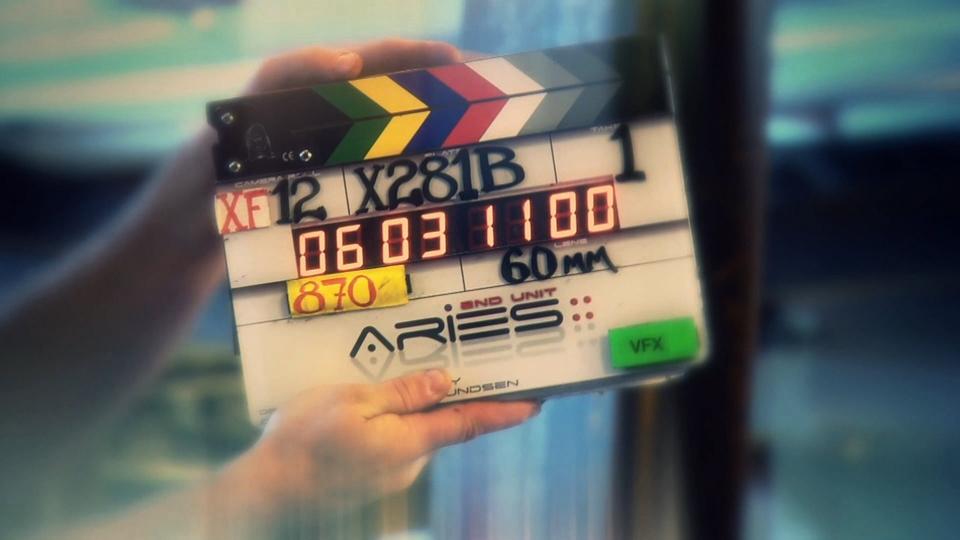 Documentary Hollywood on Set