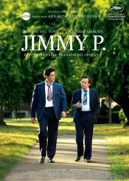 Film Jimmy P.