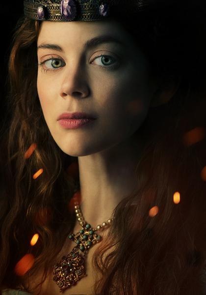 Seriál Španělská princezna