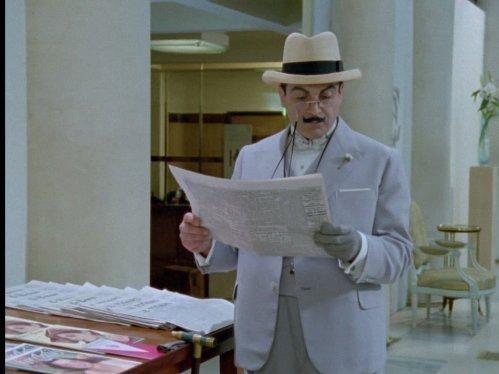Agatha Christie: Poirot  IV (2)