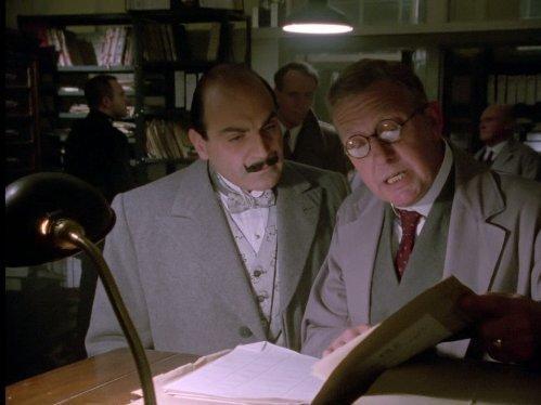 Hercule Poirot  II (8)
