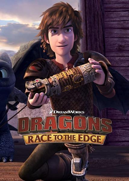 Jak vycvičit draky: Závod na hřeben