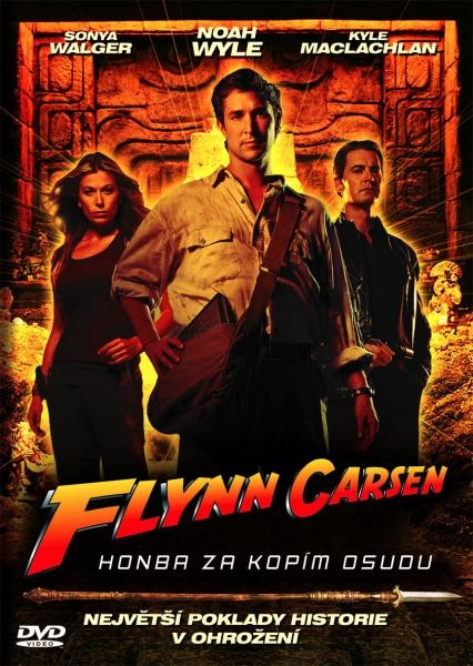 Film Flynn Carsen: Honba za Kopím osudu