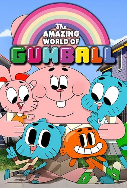 The Amazing World of Gumball - Elements