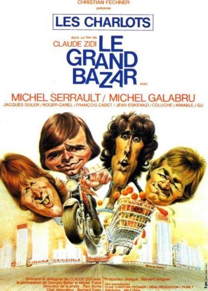 Film Velký bazar