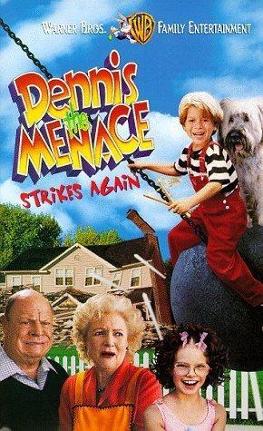 Film Dennis postrach okolí znovu zasahuje