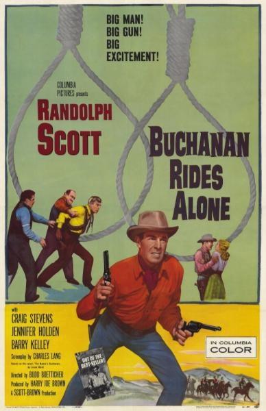 Osamělý jezdec Buchanan