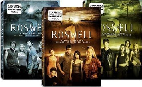 Roswell: Pierwszy świadek