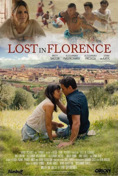 Ztraceni ve Florencii