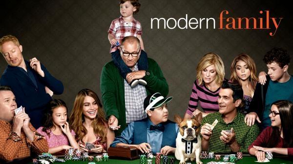 Seriál Taková moderní rodinka