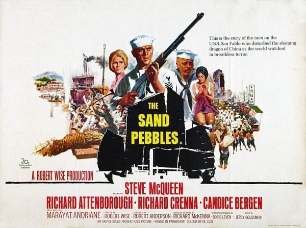 Strážní loď Sand Pebbles