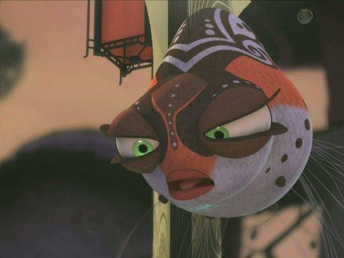 Kung Fu Panda: Legendy o mazáctve  II (11)