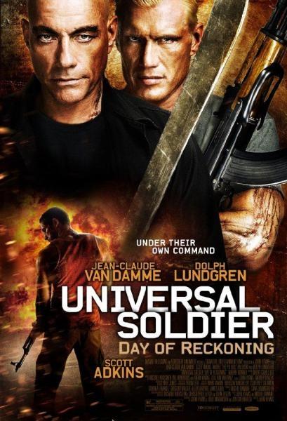 Univerzalni vojnik: Dan obračuna