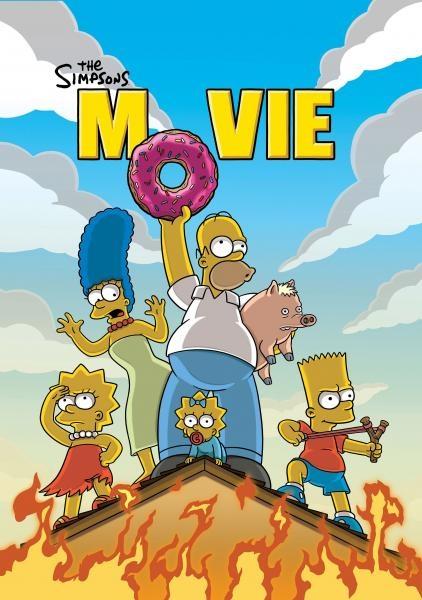 Simpsonovci vo filme