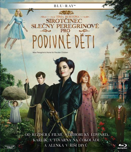Film Domov slečny Peregrinovej pre neobyčajné deti