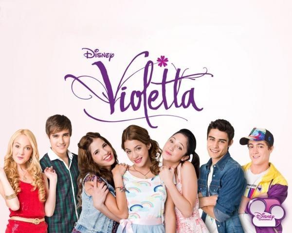 Seriál Violetta 1. évad