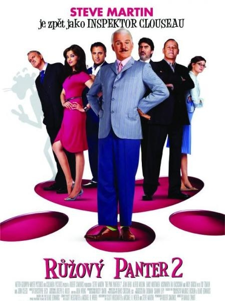 Film Růžový panter 2
