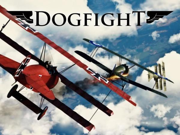 Dokument Letečtí stíhači v boji