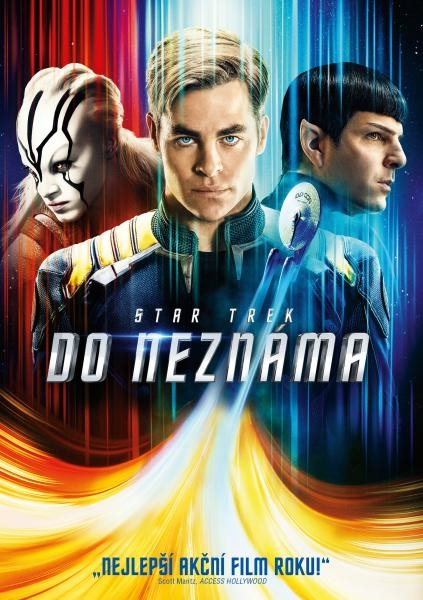 Film Star Trek: Do neznáma