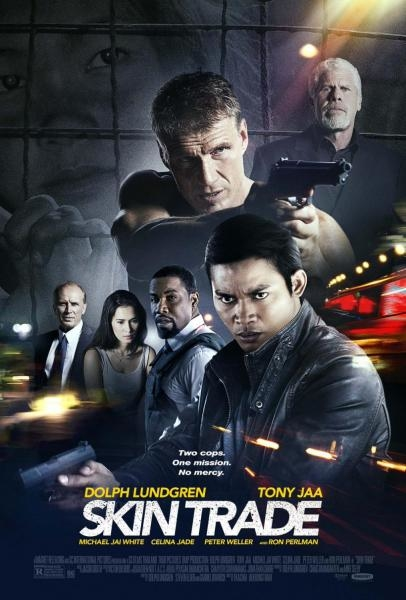 Krvavý Bangkok