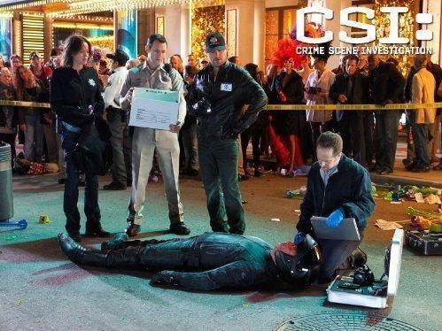 CSI: Kryminalne zagadki Las Vegas  XIV (2)