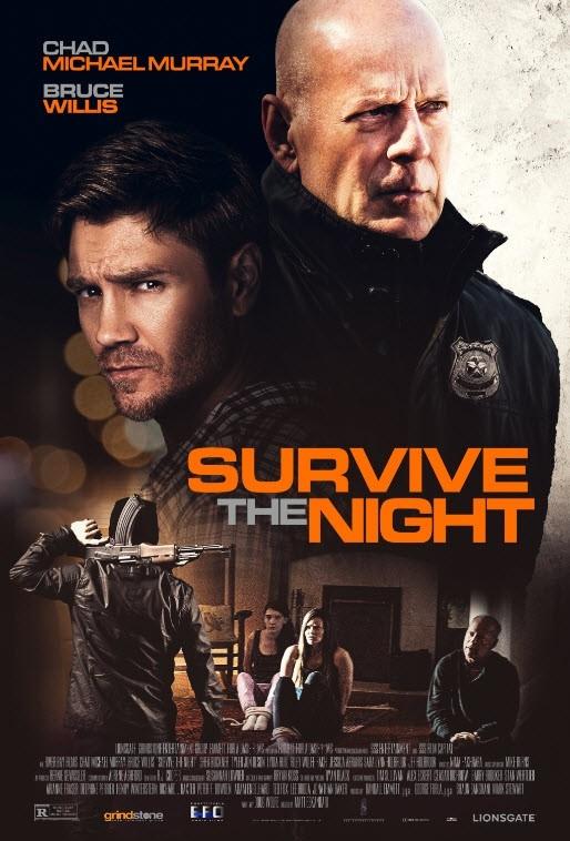Film Dlouhá noc: Přežití