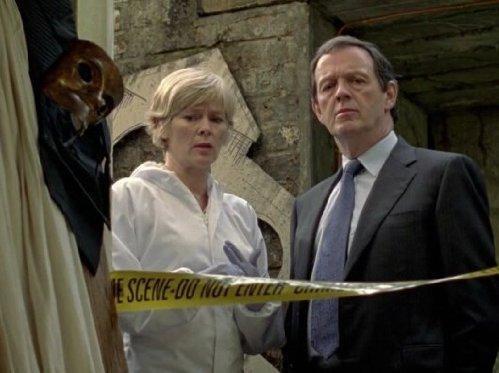 Vraždy v Oxfordu  III (2)
