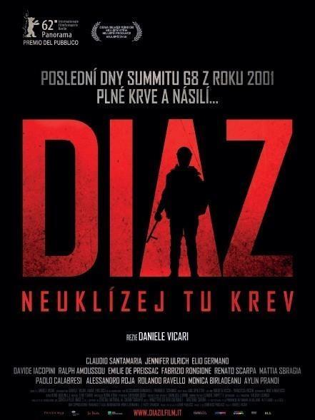 Film Diaz: Neuklízej tu krev